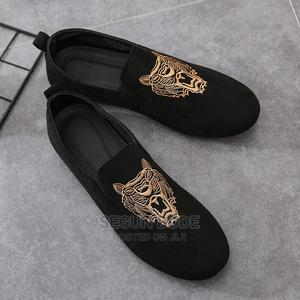 Mens Casual Loafers Summer Rubber Shoe | Shoes for sale in Delta State, Ethiope West