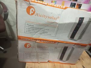 3.5kva/24v Felicity Hybrid Inverter With 80A MPPT Controler | Solar Energy for sale in Lagos State, Lekki