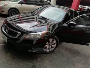 Honda Accord 2008 Black | Cars for sale in Abuja (FCT) State, Gudu
