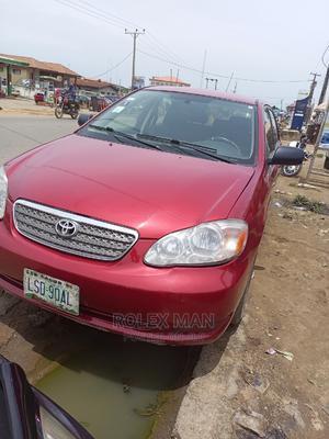 Toyota Corolla 2007 S Red   Cars for sale in Oyo State, Ibadan