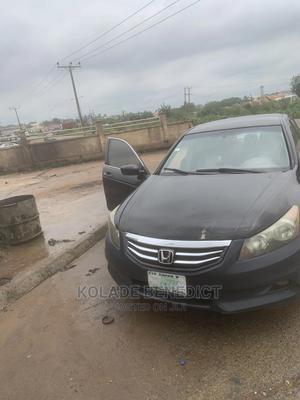 Honda Accord 2010 Sedan EX Automatic Black | Cars for sale in Oyo State, Ibadan
