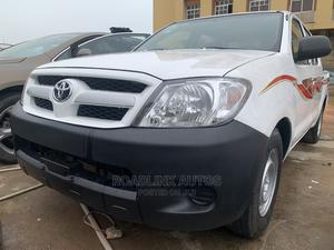 Toyota Hilux 2007 White   Cars for sale in Lagos State, Ikeja