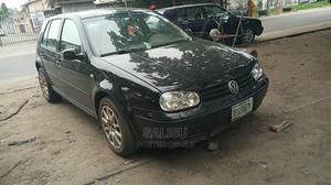 Volkswagen Golf 2005 Black   Cars for sale in Lagos State, Amuwo-Odofin