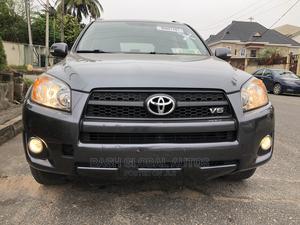 Toyota RAV4 2010 3.5 Sport Gray   Cars for sale in Lagos State, Ikeja