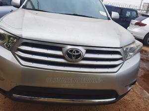 Toyota Highlander 2012 Limited Silver   Cars for sale in Lagos State, Ipaja