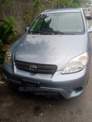 Toyota Matrix 2005 Blue | Cars for sale in Lagos State, Shomolu