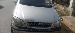 Opel Zafira 2001 2.0 Silver | Cars for sale in Plateau State, Jos