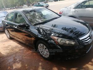Honda Accord 2009 2.4 EX Black | Cars for sale in Abuja (FCT) State, Jabi