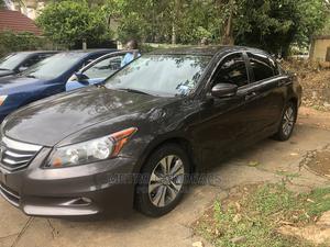 Honda Accord 2011 Sedan EX-L Gray   Cars for sale in Abuja (FCT) State, Asokoro