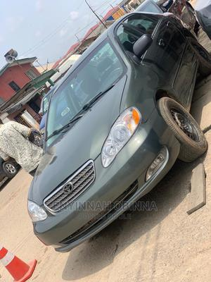 Toyota Corolla 2004 LE Green   Cars for sale in Lagos State, Lekki