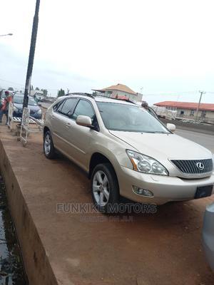 Lexus RX 2007 350 Gold | Cars for sale in Lagos State, Ifako-Ijaiye