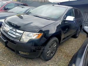 Ford Edge 2008 SE 4dr AWD (3.5L 6cyl 6A) Black | Cars for sale in Lagos State, Agege