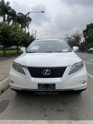 Lexus RX 2011 350 White | Cars for sale in Lagos State, Ogba