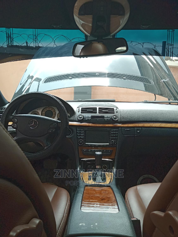 Archive: Mercedes-Benz E350 2008 Black