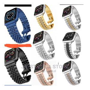Apple I Watch Chain Strap   Smart Watches & Trackers for sale in Lagos State, Ikeja