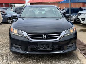 Honda Accord 2014 Black   Cars for sale in Abuja (FCT) State, Jahi