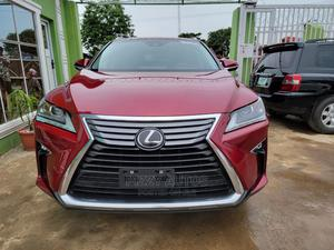 Lexus RX 2017 350 AWD Red   Cars for sale in Lagos State, Ogba