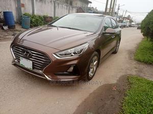 Hyundai Sonata 2019 Limited Brown   Cars for sale in Lagos State, Shomolu