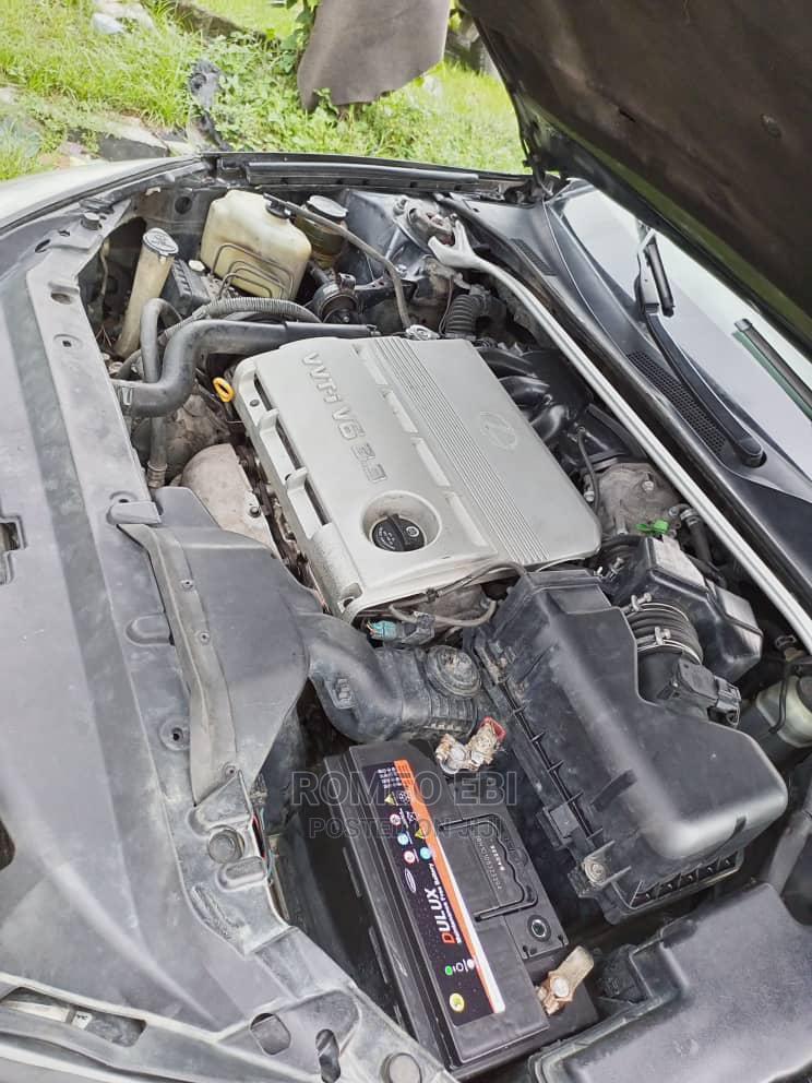 Lexus ES 2005 330 Black | Cars for sale in Warri, Delta State, Nigeria