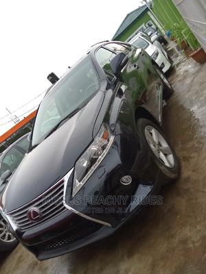 Lexus RX 2009 Blue | Cars for sale in Lagos State, Ogba