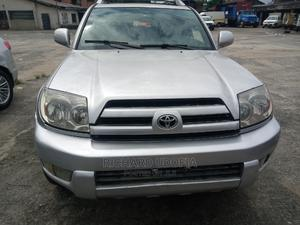 Toyota 4-Runner 2004 Limited Silver | Cars for sale in Rivers State, Port-Harcourt