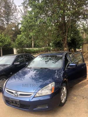 Honda Accord 2006 2.0 Comfort Automatic Blue   Cars for sale in Abuja (FCT) State, Asokoro
