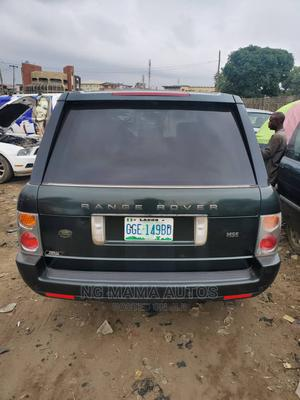 Land Rover Range Rover 2003 Green | Cars for sale in Lagos State, Agege
