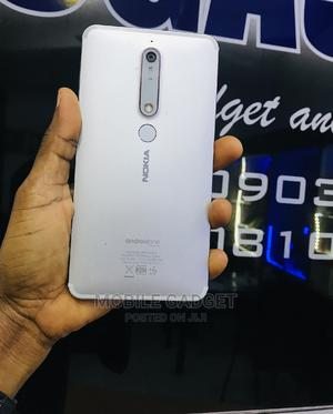 Nokia 6.1 32 GB White | Mobile Phones for sale in Lagos State, Lekki