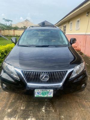 Lexus RX 2012 350 FWD Black | Cars for sale in Lagos State, Lekki