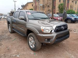 Toyota Tacoma 2014 Gray | Cars for sale in Lagos State, Isolo