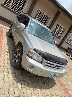 Toyota Highlander 2006 Limited V6 4x4 Silver   Cars for sale in Lagos State, Agege