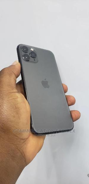 Apple iPhone 11 Pro 64 GB Black   Mobile Phones for sale in Lagos State, Lekki
