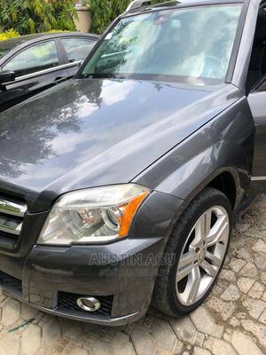 Mercedes-Benz GLK-Class 2010 Gray | Cars for sale in Abuja (FCT) State, Gwarinpa