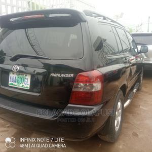 Toyota Highlander 2005 Black   Cars for sale in Lagos State, Ikeja