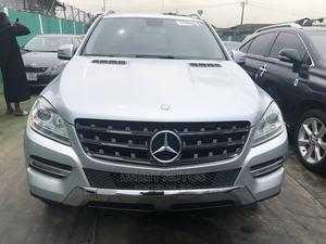 Mercedes-Benz M Class 2014 Silver | Cars for sale in Lagos State, Agege