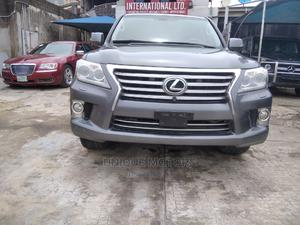 Lexus LX 2013 570 AWD Gray | Cars for sale in Lagos State, Abule Egba