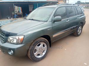 Toyota Highlander 2006 Green | Cars for sale in Ogun State, Sagamu