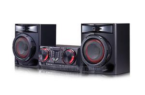 LG 480watts Xboom Bluetooth Hifi Home Audio System CJ44 | Audio & Music Equipment for sale in Lagos State, Ikeja