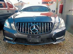 Mercedes-Benz E350 2012 Gray | Cars for sale in Lagos State, Ikeja