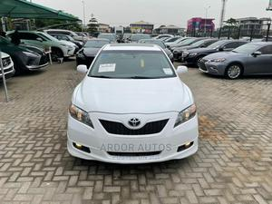 Toyota Camry 2009 White   Cars for sale in Lagos State, Lekki
