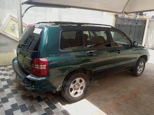 Toyota Highlander 2003 Limited V6 AWD Green   Cars for sale in Oyo State, Ibadan
