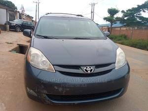 Toyota Sienna 2008 XLE Limited Gray   Cars for sale in Lagos State, Ifako-Ijaiye