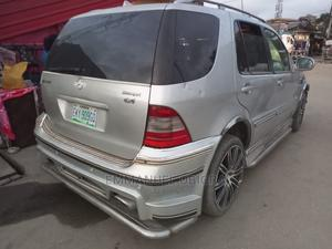 Mercedes-Benz M Class 2003 ML 320 Silver   Cars for sale in Lagos State, Surulere