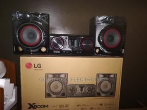 LG Xboom Bluetooth Hifi Home Audio System CJ44 - 480watts | Audio & Music Equipment for sale in Lagos State, Ikeja