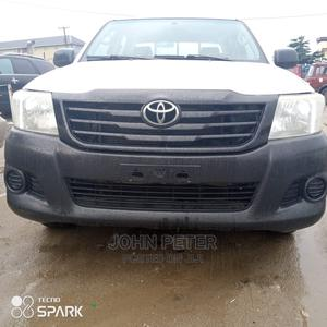 Toyota Hilux 2014 SR 4x4 White | Cars for sale in Rivers State, Port-Harcourt