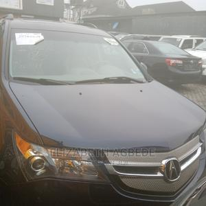 Acura MDX 2009 SUV 4dr AWD (3.7 6cyl 5A) Blue | Cars for sale in Lagos State, Ajah