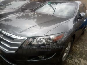 Honda Accord Crosstour 2011 EX Gray | Cars for sale in Lagos State, Ikeja
