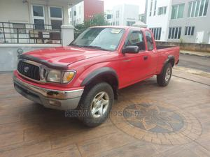 Toyota Tacoma 2003 Red | Cars for sale in Lagos State, Ojodu