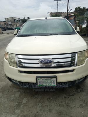 Ford Edge 2007 White   Cars for sale in Lagos State, Lekki