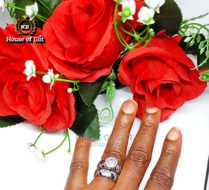 Bold Stainless Steel Wedding and Engagement Rings   Wedding Wear & Accessories for sale in Imo State, Owerri
